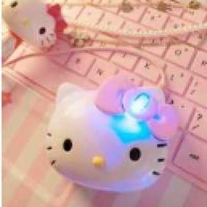 Hello kitty mouse